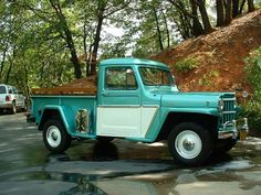 1962 Willys Truck - Photo submitted by Chris Veal.