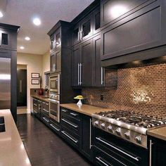 Amazing kitchen design ♥