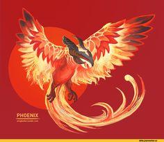 WingBuffet,Dota Art,Dota,фэндомы,Icarus the Phoenix
