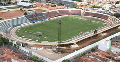 Estádio Mauro Sampaio (Romeirão) - Juazeiro do Norte (CE) - Capacidade: 10 mil - Clubes: Guarani, Icasa e Campo Grande