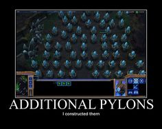 Who needs additional pylons now?