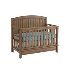 The Sealy Bristol Convertible Crib is a 4-in-1 piece that converts into a toddler bed, day bed, and full size platform bed. The design incorporates a solid back-panel, square corner posts, wainscoting and a 2 layer finish known as Sandstone.
