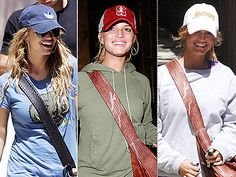 Jessica Simpson's Newest Must-Have Accessory: Baseball Caps! – Style News - StyleWatch - People.com