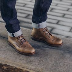 Knox Boot | Huckberry