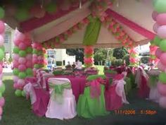 Quinceanera Decorations Balloon