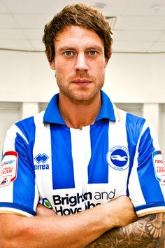 """Twitter / OfficialBHAFC: Bridge tells #SeagullsPlayer """"the new stadium and the way Gus likes to play football"""" attracted him to the Amex. #BHAFC"""
