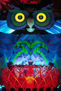 Electric Daisy Carnival! Night owl