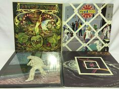 Spyro Gyra Lot of 4 Vinyl Records Morning Dance City Kids Incognito PROMO Stamp  | eBay
