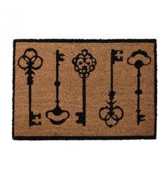 Houzee - pierwszy polski klub zakupowy Home&Living Fabric Rug, Rugs On Carpet, Carpets, Home And Living, Beige, Doormat, Keys, Grass, Home Decor