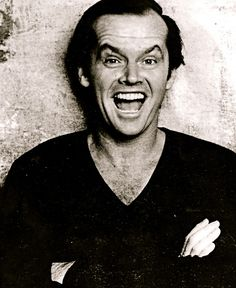 Jack Nicholson as it's best.  My Favorite. Photo:  Lorenz Zatecky
