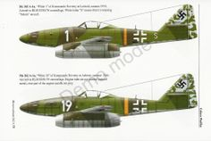 "Messerschmitt Me 262 ""Schwable"""