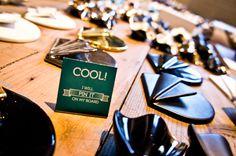 Cor Sine Labe Doli - the first ceramic and alluminium bow tie (and more...)