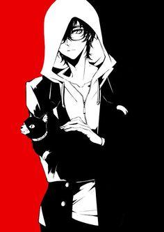 Akira Kurusu // Persona 5