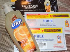 Mail4Rosey: Super Fast Flash Giveaway _ Product Coupons for New Dial Products! #PurexInsiders