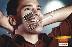 30 Brilliant Anti Smoking Advertisements for your inspiration - Best Posters and Campaigns Anti Smoking Poster, Smoking Facts, Bad Marriage, Bad Relationship, Types Of Planning, Stop Smoke, Guerilla Marketing, Best Ads, Smoke