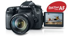 For entry-level Videographers check out our comparison between Canon's 70D to the 60D