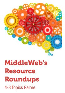 Middle Web... All about the middle grades.  Great resource for Middle School teachers