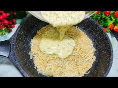 Vylepšené zemiakové placky, dajú sa podávať aj namiesto pečiva! Kefir, Food To Make, Grains, Food And Drink, Rice, Eggs, Breakfast, Ethnic Recipes, Youtube