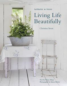 Christina Strutt founder of Cabbages & Roses ~ Living Life Beautifully - Our Shop - Ryland Peters & Small and CICO Books