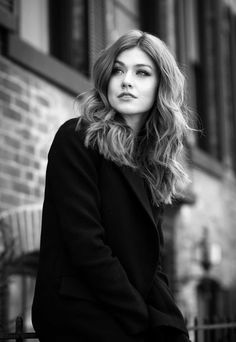 Katherine McNamara - Will Tudor Photoshoot 2017