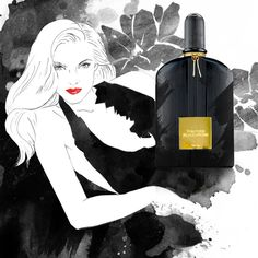 The #Sephora Glossy caught up with visionary Tom Ford to discuss his first perfume for women, Black Orchid. Read more on the Glossy!