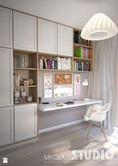 Pastelowy pokój dla dziewczynki - zdjęcie od MIKOŁAJSKAstudio - Pokój dziecka - Styl Nowoczesny - MIKOŁAJSKAstudio
