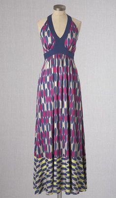 Maxi dress at bodenusa.com #summersteals