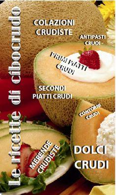 Ricette Cibo Crudo - - CiboCrudo