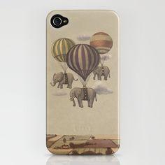 iPhone case. Operation Dumbo Drop!!!!! :)