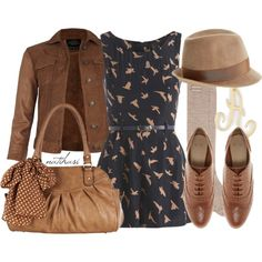 """Pll inspired Fall Outfit"" by natihasi on Polyvore"