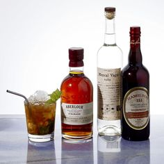 Why You Want High-Proof Liquors On Your Bar