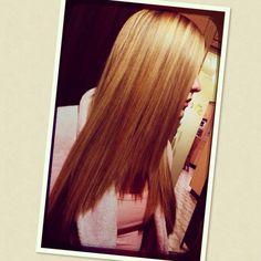 Straight Blowout @JLea Hair