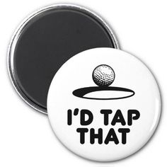 Golf - I'd Tap That Magnet today price drop and special promotion. Get The best buyDiscount Deals          Golf - I'd Tap That Magnet please follow the link to see fully reviews...