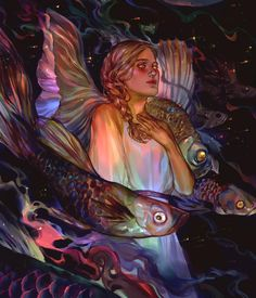 Faith in the Blind by Vetyr on DeviantArt Art And Illustration, Illustrations, Character Inspiration, Character Art, Character Design, Kunst Inspo, Art Inspo, Fantasy Kunst, Fantasy Art
