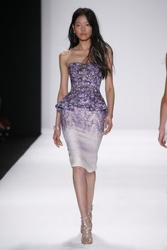 Badgley Mischka RTW Spring 2015 - Slideshow