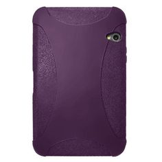 Amzer Silicone Skin Jelly Case for Dell Streak 7 - Purple. Fashionable & flexible Amzer Jelly Case for your new Dell Streak 7!. The Amzer Jelly Cases are made from durable premium silicone. Its special anti-dust and scratch-free properties, preserves your phones shining look. Helps to prevent your device from sliding on soft surfaces or angle surfaces. Quality material used for this skin provides shield and avoid scratches.