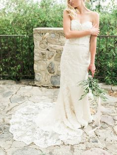 Casablanca Bridal Style 2236 via A Twist of Lemon Photography