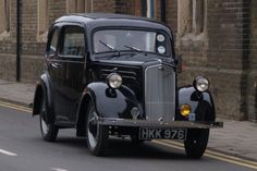 Ford Anglia 1942. Maintenance of old vehicles: the material for new cogs/casters/gears/pads could be cast polyamide which I (Cast polyamide) can produce