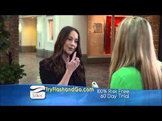 Silk'n Flash & Go Luxx | As Seen on TV | MyFlashAndGo.com