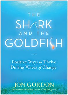 The Shark and the Goldfish: Positive Ways to Thrive During Waves of Change - By Jon Gordon