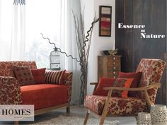 Nature awaits your embrace in different artistic ways. Explore more @ www.homesfurnishings.com #HomesFurnishings #Cushions #HomeDecor #HomeFabrics #Furnishings #Upholstery #FabricCollection