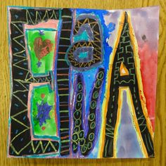 Art in the Big Green Room: Name Abstractions by grade Kid Art, Art For Kids, Name Art, Green Rooms, Elements Of Art, Elementary Art, Art Education, Art Lessons, Jackson