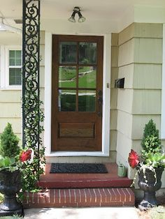 *Riches to Rags* by Dori: Front Door Makeovers