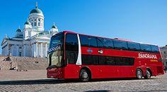Panorama Sightseeing Bus Tour