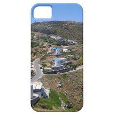 Kastro - Sifnos iPhone 5 Case