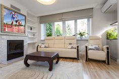 Videotree Living room TV