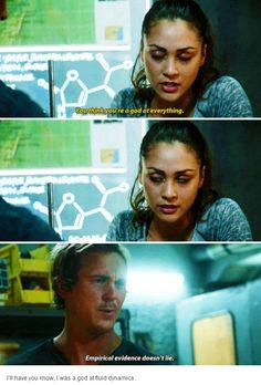 [gifset] #2x14 #BodyguardOfLies #Wicken