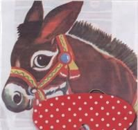 Pin the tail on the donkey at every birthday party