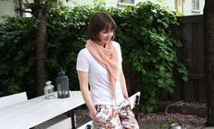 Pure luxury scarf - Pickles