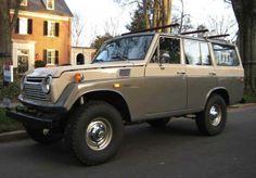 1971 Toyota Land Cruiser FJ55